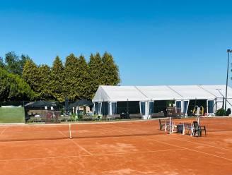 Zomerbar Velina zorgt voor extra animo in tennisclub