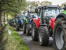 Boeren sluiten de rijen, de ene actiegroep steunt de andere