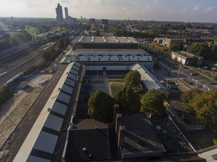 De ontwikkeling van de Spoorzone zet Tilburg flink op de kaart.