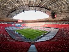 Bayern toch zonder fans tegen Schalke bij seizoensopening