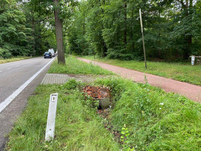 Ongeval Essensteenweg Brasschaat