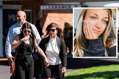 New Yorkse begrafenis met lege urn voor vermoorde Gabby Petito (22)