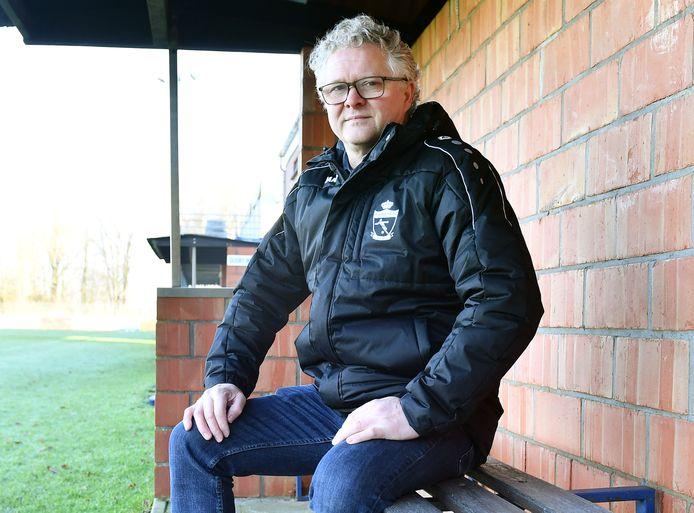 Eric Van den Broeck is al van kinds af actief bij Gooreind.