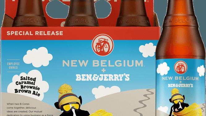 Ben & Jerry's gaat nu ook bier brouwen