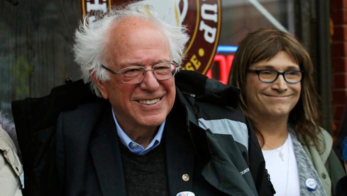 Pour Bernie Sanders, Trump essaye de diviser les Américains