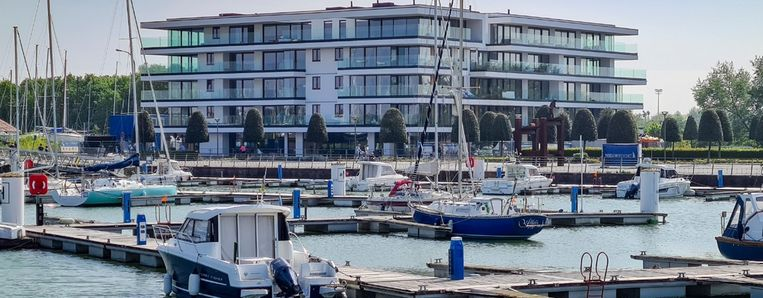 Nieuwpoort wordt beschouwd als een betaalbaarder alternatief voor Knokke. De jachthaven, waar residentie Boardwalk zich bevindt, is een mooie troef.