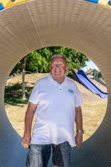 Erkenning voor de baas van speeltuin D'n Hommel in Breedeweg: 'Ik kan dit niet missen'