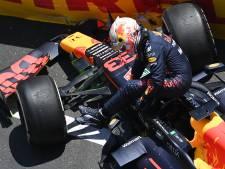 Voortijdige exit Verstappen na crash in derde vrije training in Bakoe