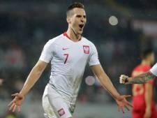 Duitsland niet geplaatst bij EK-loting door gelijkspel Polen