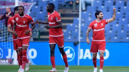 VIDEO. Refaelov en Rodrigues loodsen fris voetballend Antwerp naar oververdiende zege tegen Zulte Waregem