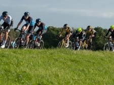 Beste regionale coureur in Ster van Zwolle Rick Pluimers uit Enter hoopt volgend seizoen stap naar profpeloton te maken