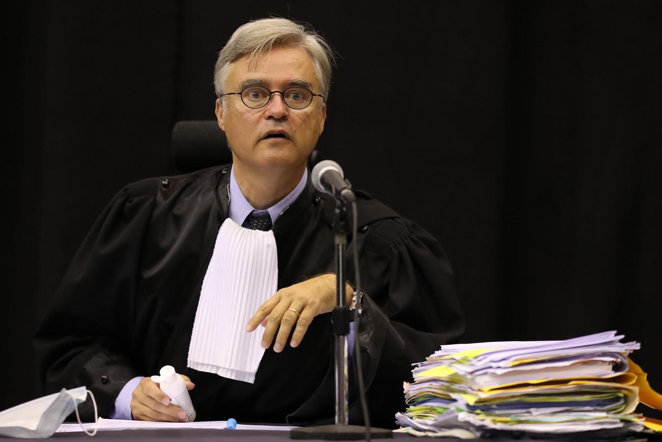 Le Président, Renaud Moulart