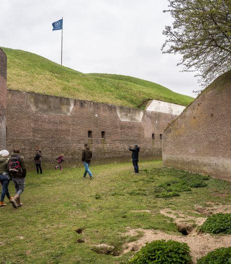 Fort Pannerden tussen Taj Mahal en piramides: 'Wij verwachten een verdubbeling van het bezoekersaantal'