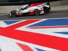 Alonso wint met Toyota ook op Silverstone