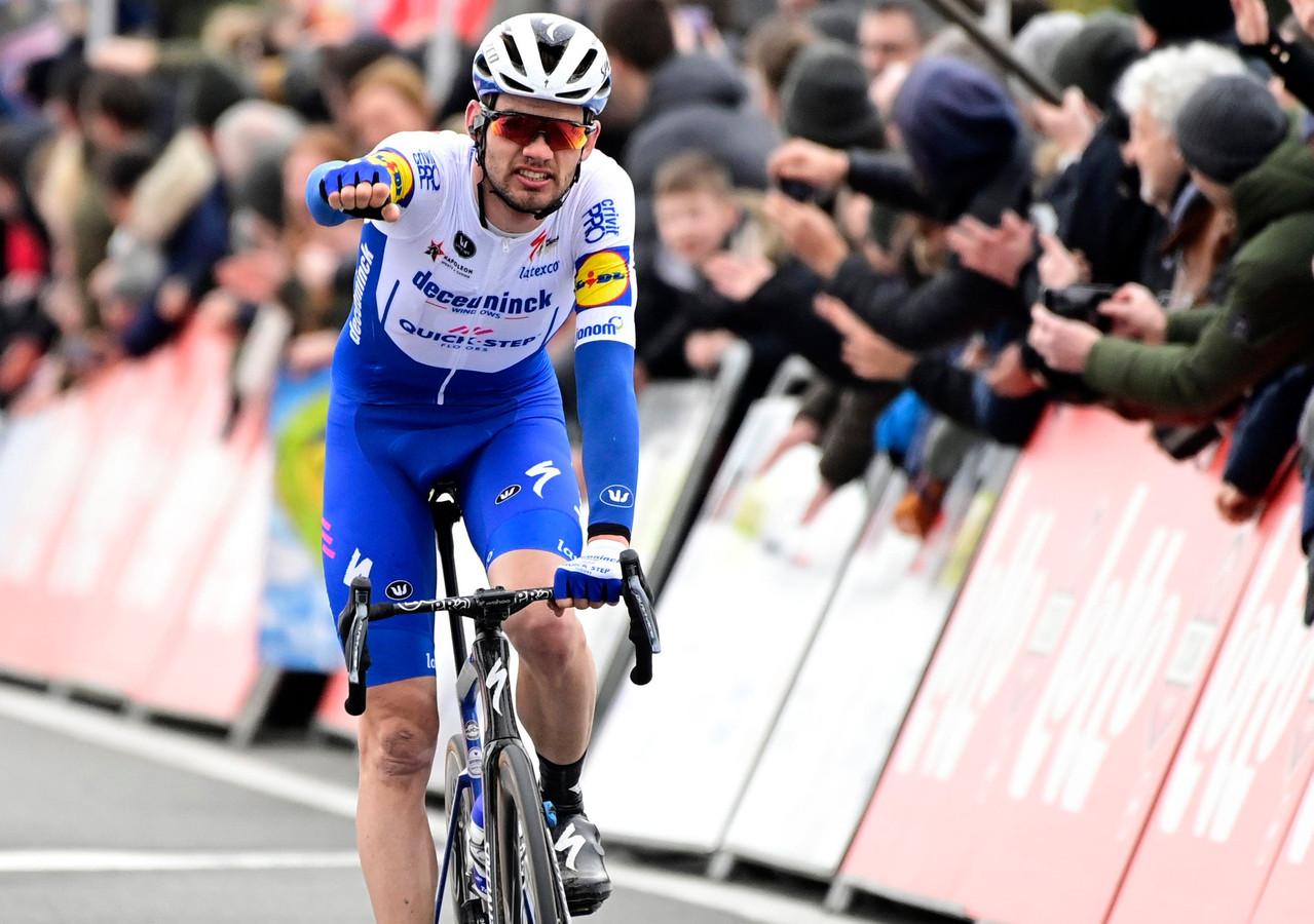 Kuurne-Brussel-Kuurne zoekt op 28 februari een opvolger voor Kasper Asgreen, maar niet voor Cian Uijtdebroeks die vorig jaar de junioreneditie won.