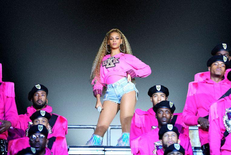 Beyoncé moest weer fit worden na haar bevalling van tweeling Rumi en Sir voor het optreden op festival Coachella.