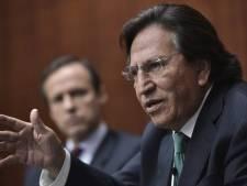 Rechter VS stemt in met uitlevering Peruaanse oud-president