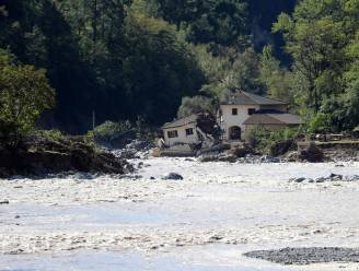 Luguber: vier lijken aan Italiaanse kust vermoedelijk meegesleurd van Franse kerkhoven bij overstromingen door storm Alex