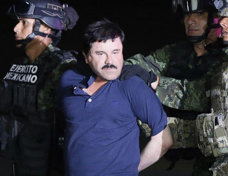 El Chapo zou, zelfs achter de tralies, nog steeds zijn 'mannetjes' kunnen sturen.