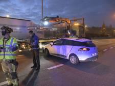 Verkeershinder op Antwerpse Ring na ongeval