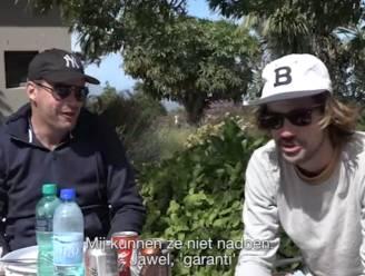 """""""Wat gaan ze doen? Nen bleiter?"""": deelnemers De Mol grappen over mogelijke imitaties in 'Tegen De Sterren Op'"""