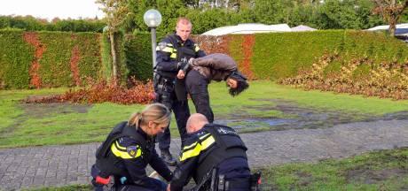 Burgers helpen politie een handje in Borkel en Schaft