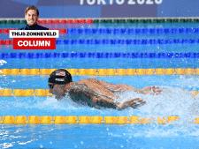 Column Thijs Zonneveld | 35 onderdelen bij het zwemmen, dat gaat helemaal nergens meer over