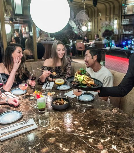 Frans-Japanse fusion-keuken is prachtig en lekker cadeau voor Den Haag