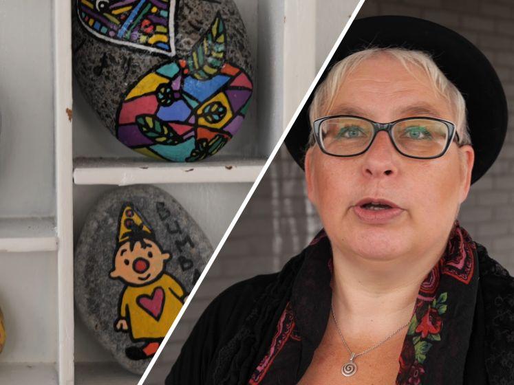 Tilburg krijgt haar eerste stenenbieb: 'Om mensen een glimlach te bezorgen'