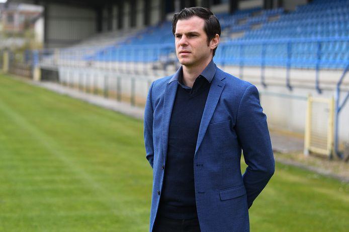 David Pauwels gaat vanaf 1 mei de sportieve lijnen uitzetten bij FCV Dender.