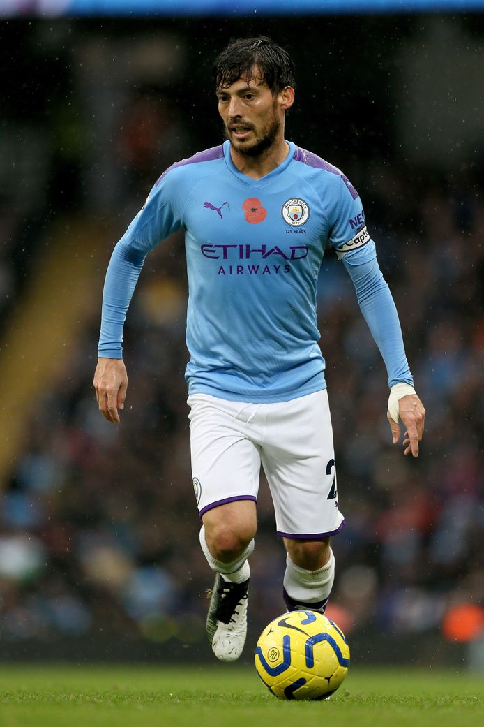 Manchester City's David Silva ! only BELGIUM !