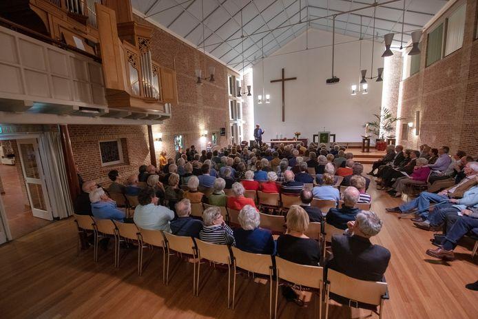 In Aalst vond donderdag een drukbezocht tafelgesprek over religie plaats.