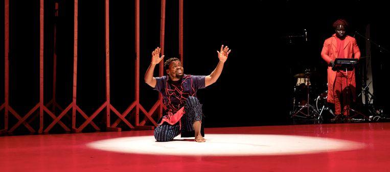Het is het laatste weekend van de 18de editie van het Afrovibes Festival. Beeld Marie Koehlermet