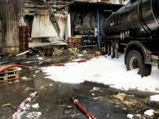 Brandweer bezorgd over gebruik giftig blusschuim