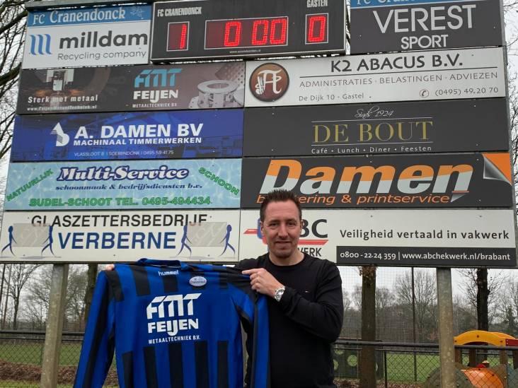 Everaerts verlengt zijn verblijf bij koploper FC Cranendonck