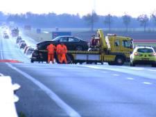 Aantal auto-ongelukken neemt toe