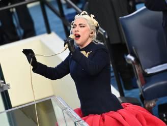 Lady Gaga brengt indrukwekkende versie van Amerikaans volkslied