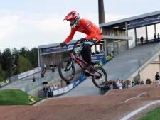 Kimmann tweede in olympische testrace BMX