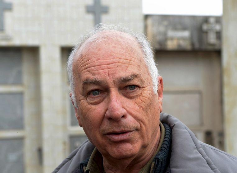 Ruben Vazquez, een van de mannen die beweert dat Fangio zijn vader is.