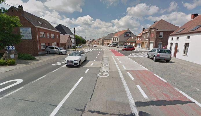 De betonplaten tussen de Dendermondesteenweg en Asse-ter-heide zullen in zes zones worden aangepakt.