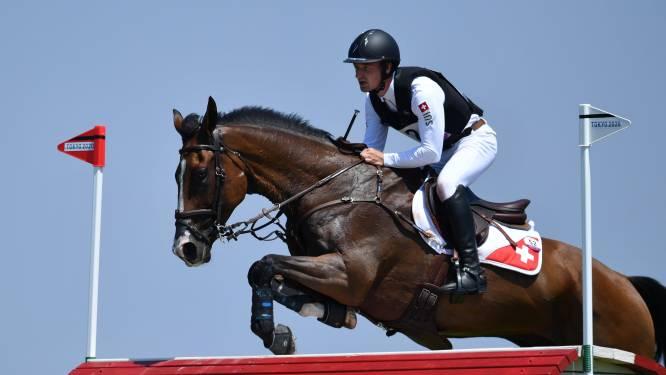 Drama in olympische eventing: Zwitser moet paard laten inslapen na val tijdens wedstrijd