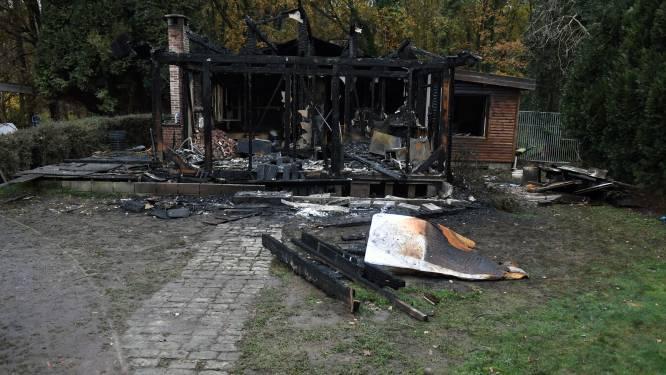 Vrouw die chalet vriend in vlammen doet opgaan krijgt 37 maanden cel