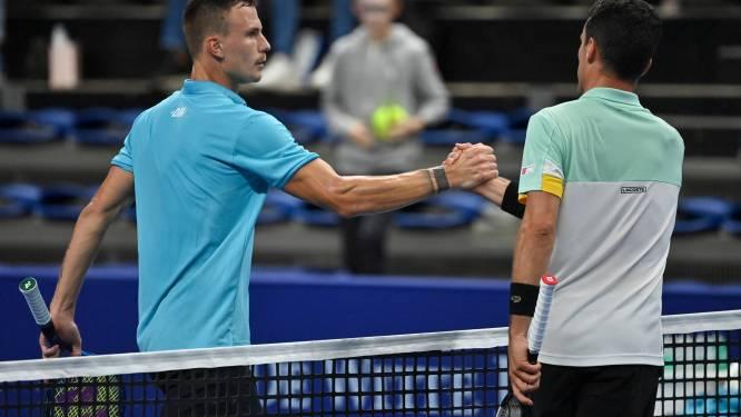 Anvers: Bautista Agut surpris, un duel Fucsovics-Harris en quart de finale