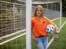 Is Sophie (14) straks een Oranje Leeuwin? 'Op het EK voetballen is mijn droom'