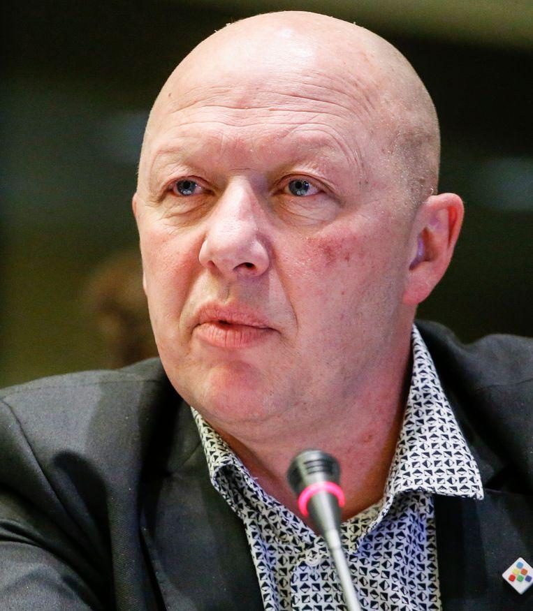 Hans Bonte. Beeld BELGA