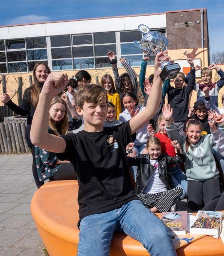 Seb (12) uit Middelburg is de Zeeuwse voorleeskampioen: 'Supergaaf!'