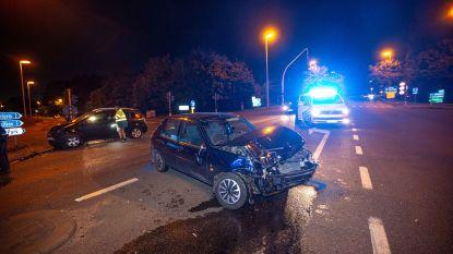 Twee gewonden bij ongeval aan op- en afrittencomplex E40 in Affligem