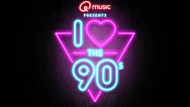 Ticketverkoop voor 'I love the 90's' 2022 gaat van start