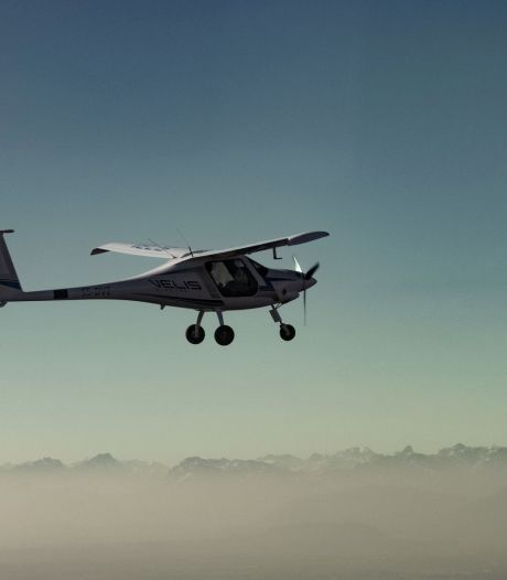 Plan voor lijndienst van elektrische vliegtuigjes tussen Rotterdam en andere regionale luchthavens