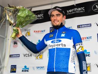 """Brent Clé is beste Brabander in Ronde van Vlaams-Brabant: """"Hopelijk lukt dat woensdag weer, dan ben ik provinciaal kampioen"""""""